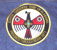 Official Echota Cherokee Logo Jacket